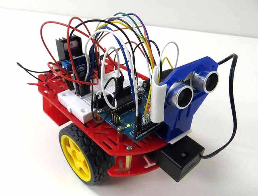 Summer Program - Technology | Boston Leadership Institute: Engineering: Electronics & Robotics