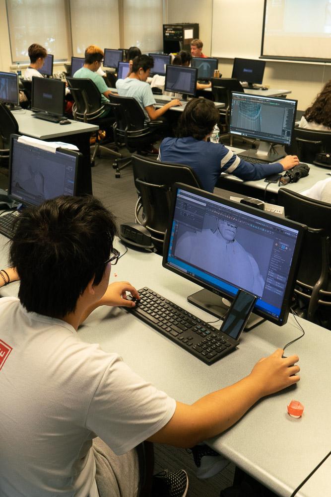 Summer Program - Robotics | Engineering Summer Academy at Penn