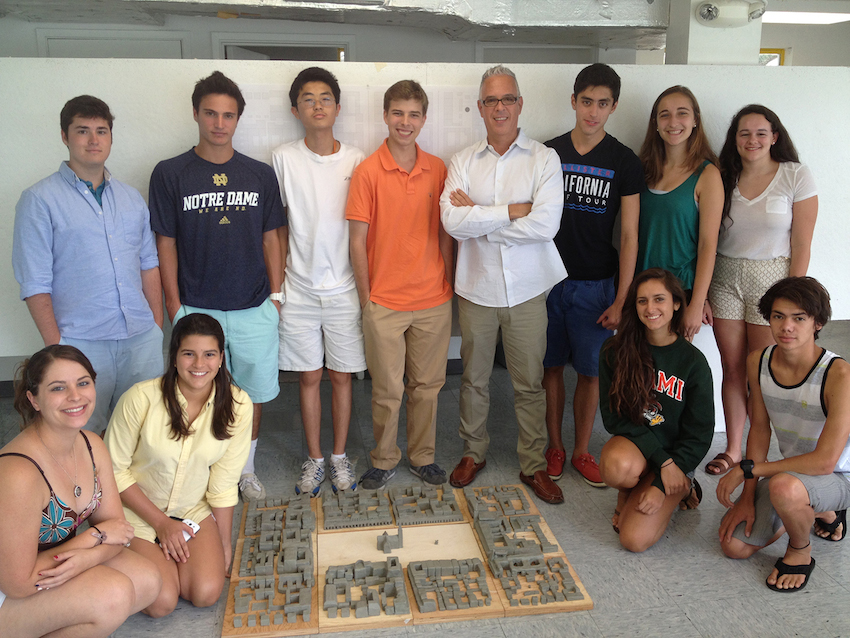 Summer Program - Architecture | University of Miami: Explorations in Architecture & Design