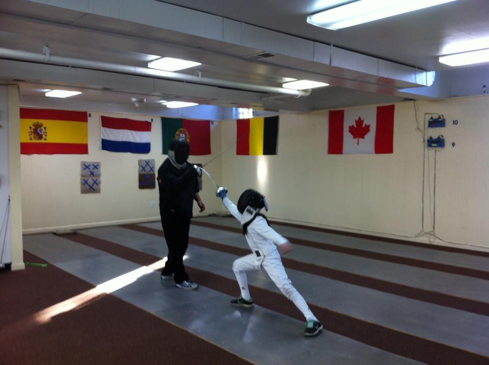 Fencing Sports Academy: Fencing
