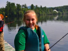 University of Maine: Fishing Camp