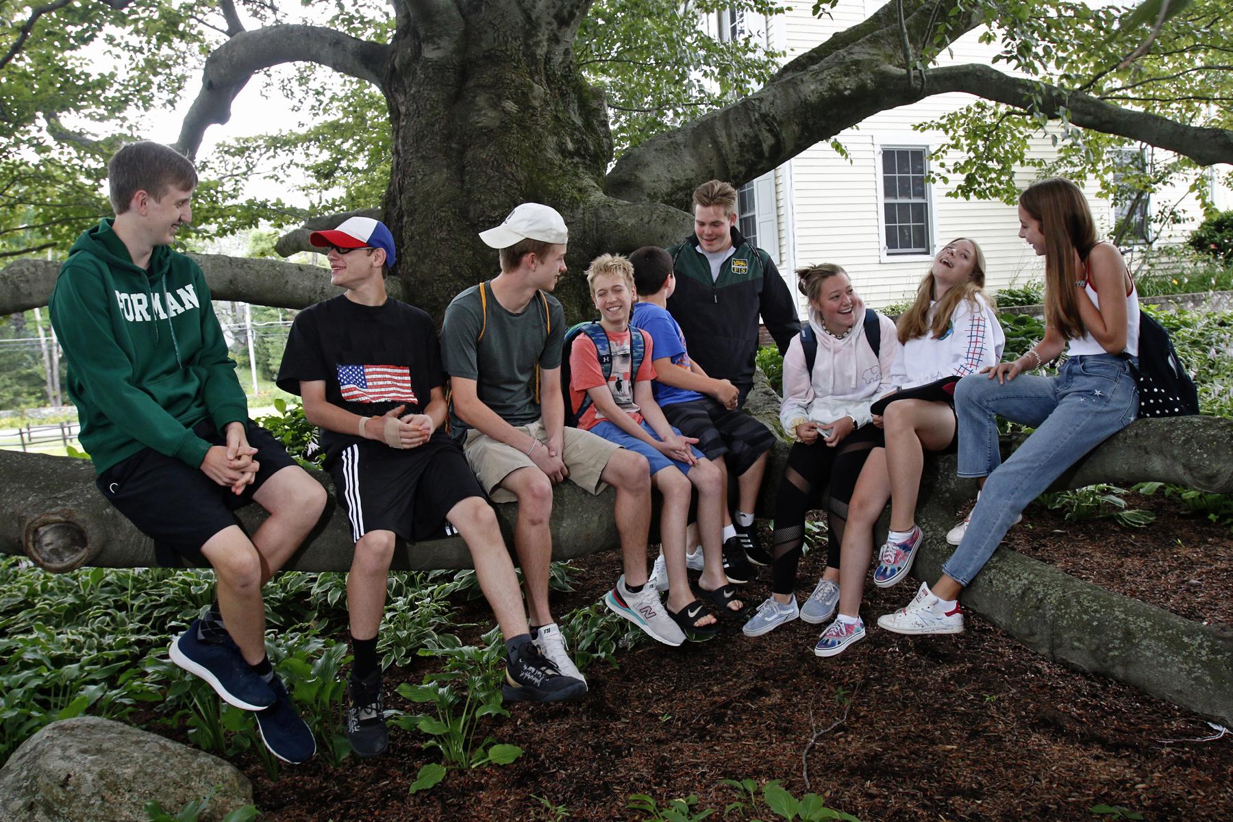 Summer Program - Arts | Forman School Summer Program