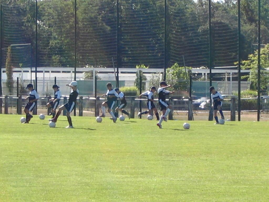 Soccer Camps International: France