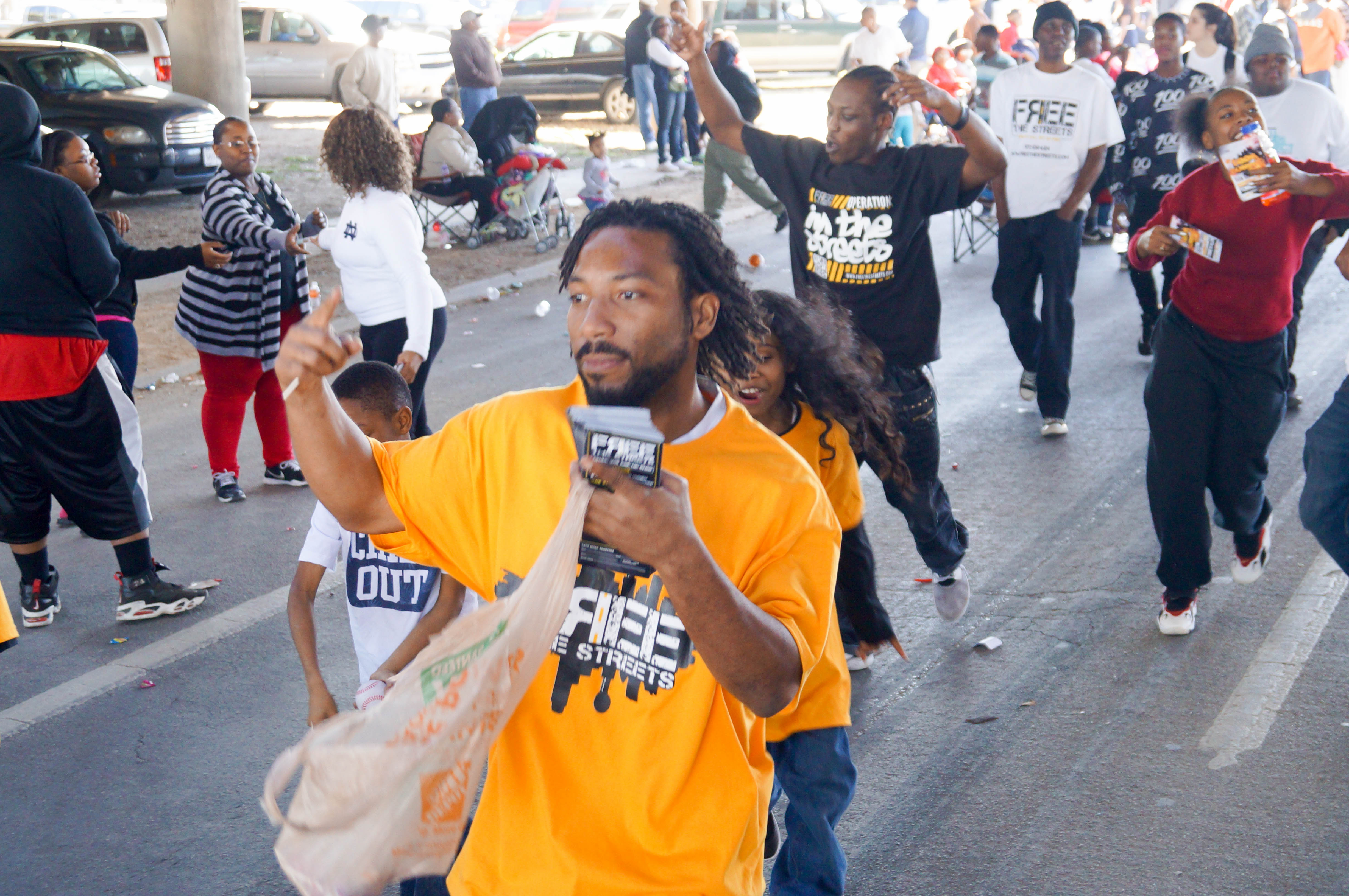 Community Service Organization - FTS In The Streets - Teen Summit Series  3