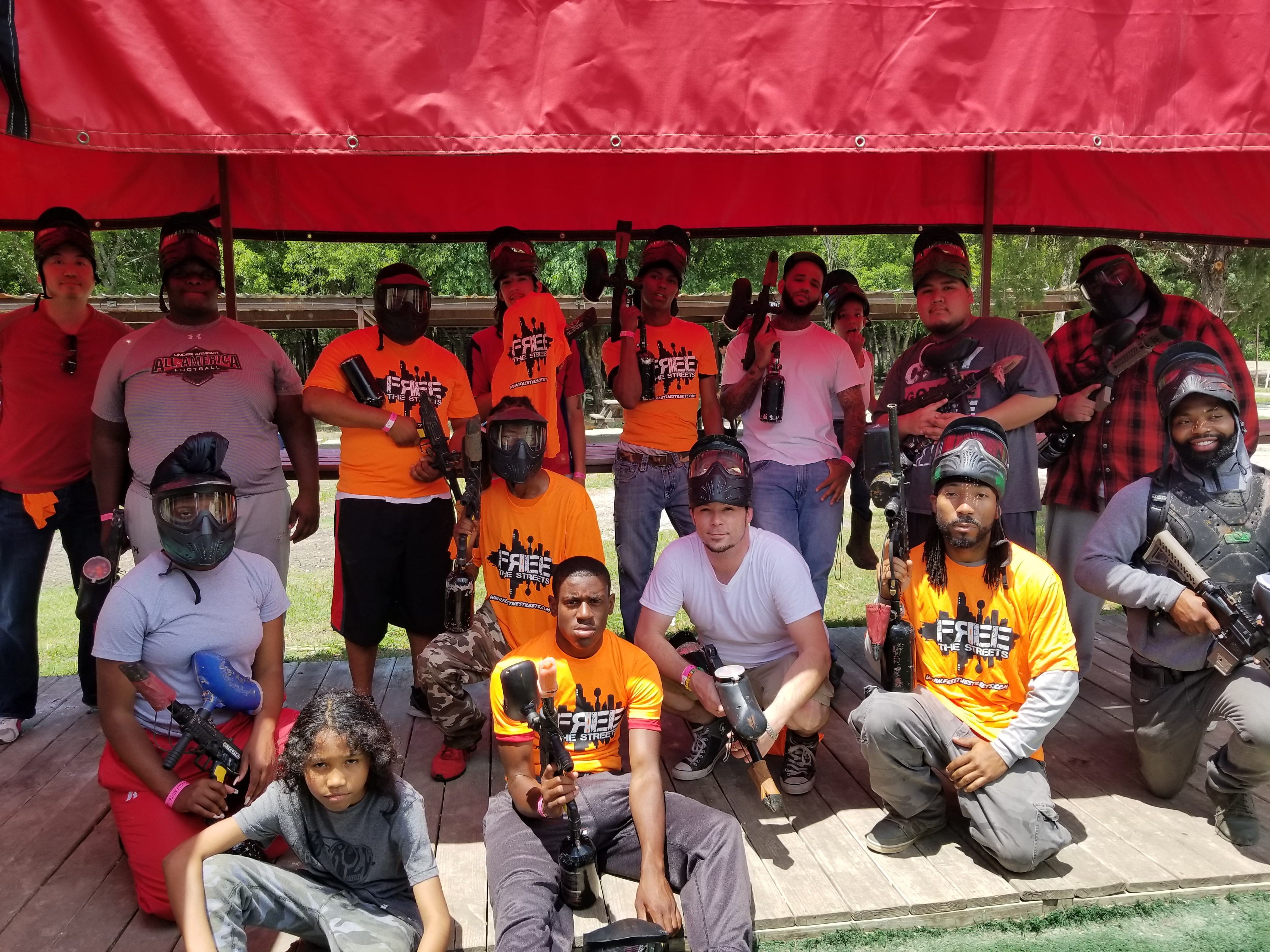 Community Service Organization - FTS In The Streets - Teen Summit Series  4