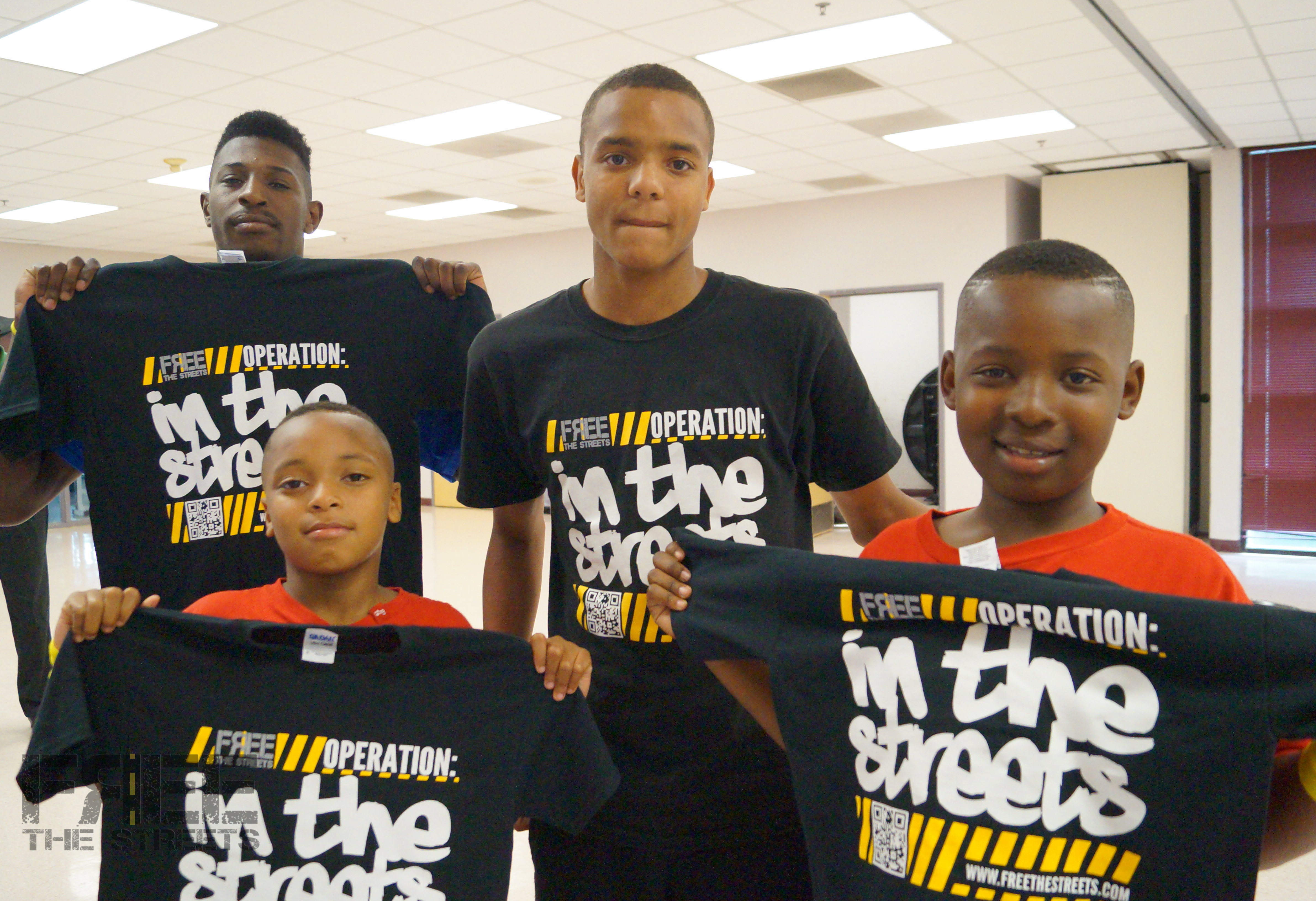 Community Service Organization - FTS In The Streets - Teen Summit Series  1