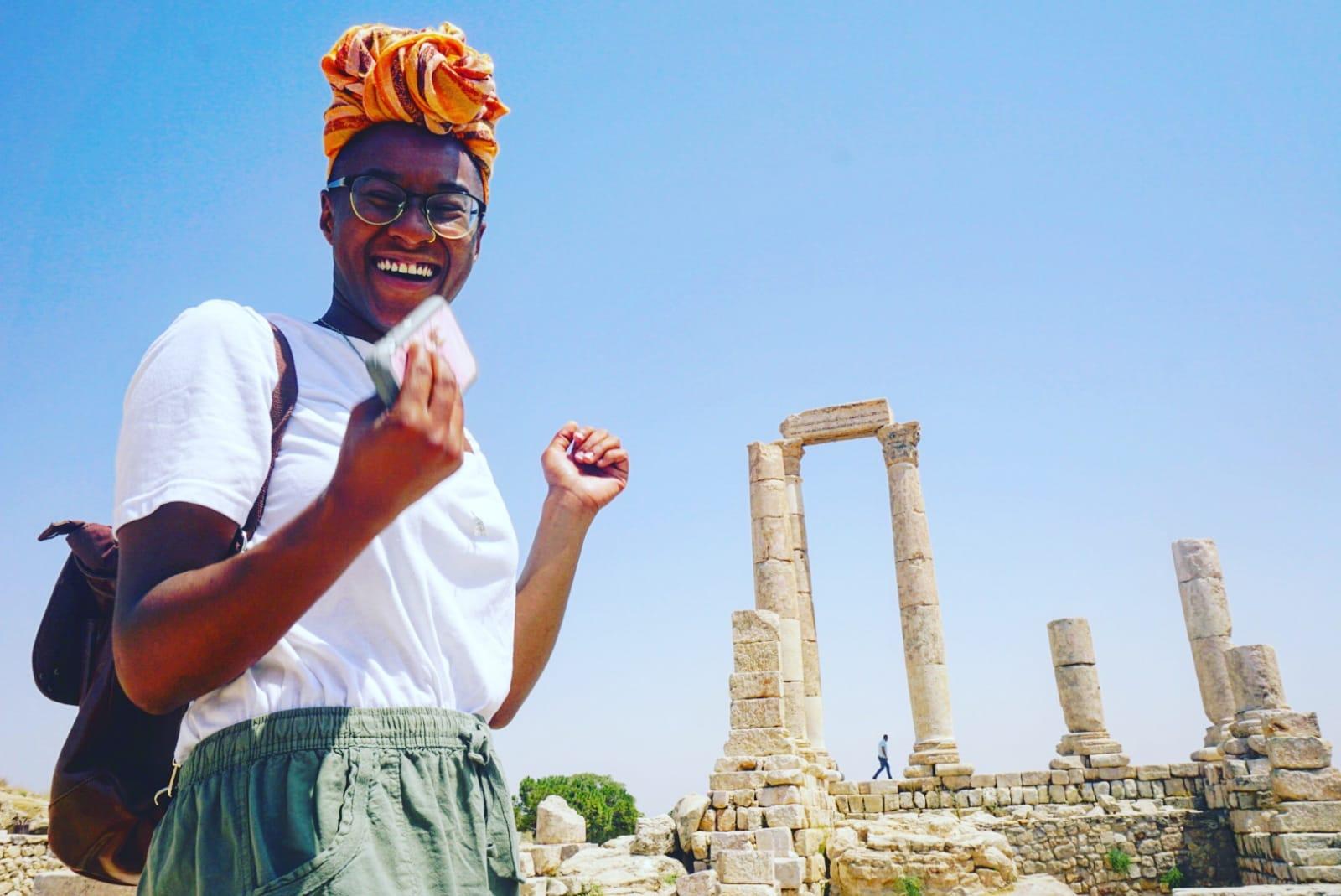 Gap at CET Jordan: Arabic Language & Internship Program