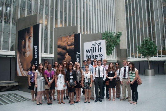 Summer Program - Business | George Washington University: Business College Intensive