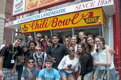 Summer Program - Writing | George Washington University: Pre-College Summer Programs