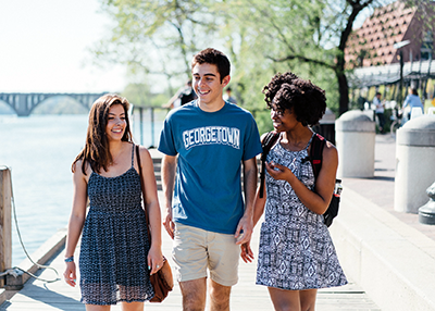 Summer Program - STEM | Georgetown University: Summer Programs for High School Students