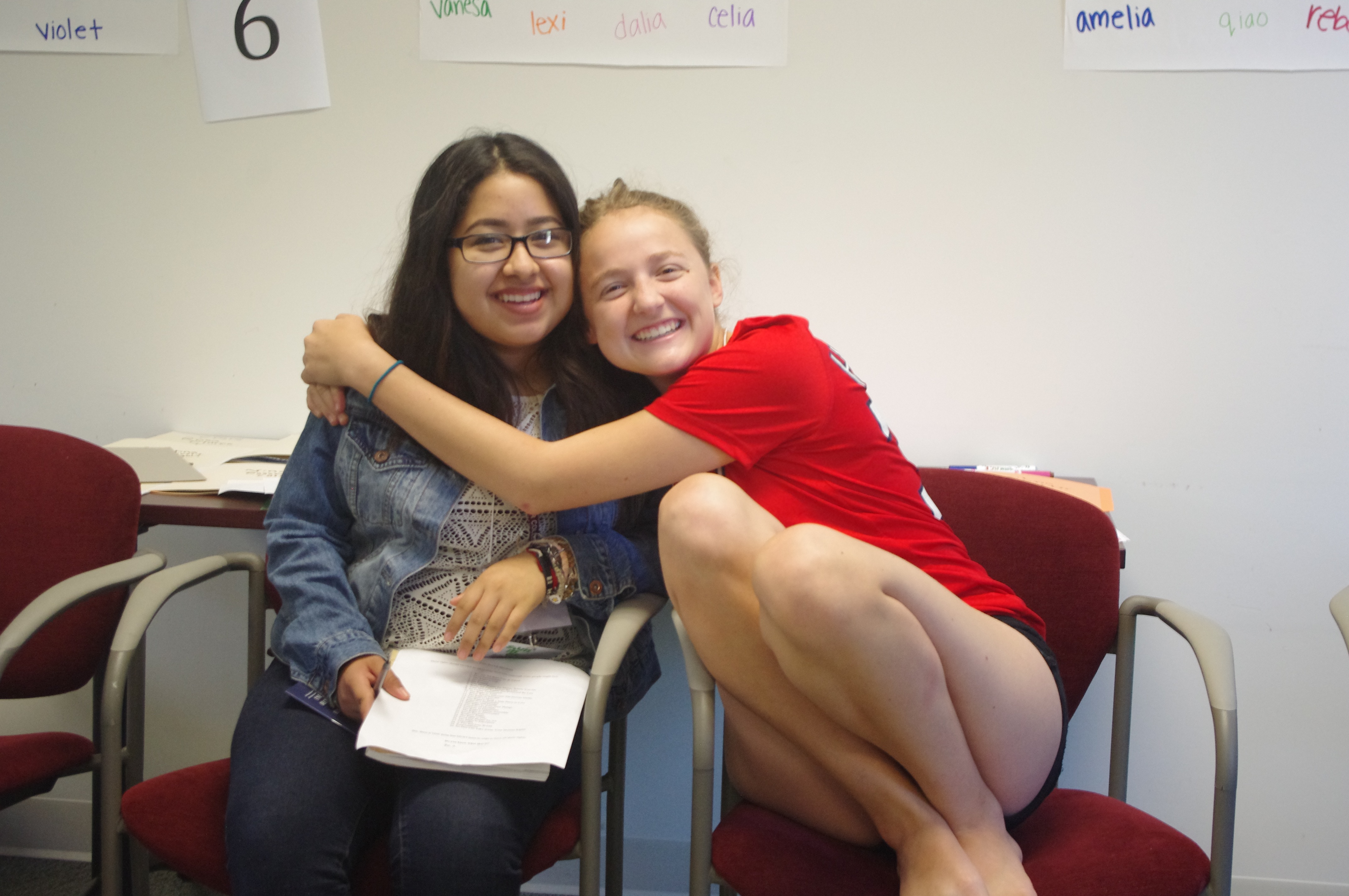 Summer Program - Leadership   Girls' Leadership Worldwide