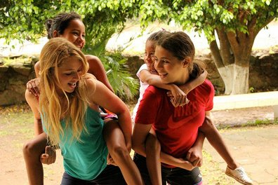 Summer Program - Youth Outreach | Global Leadership Adventures: Costa Rica - The Initiative for Children