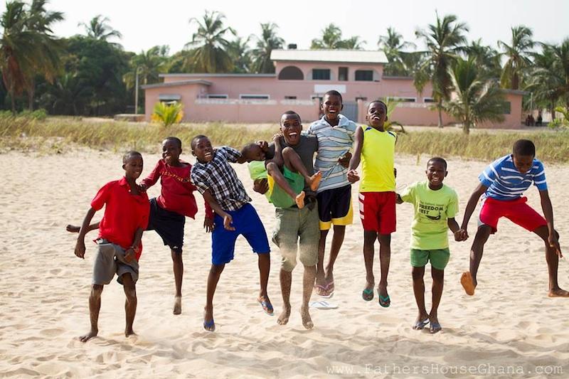Summer Program - Travel And Tourism | Global Leadership Adventures: Ghana - Children of Africa