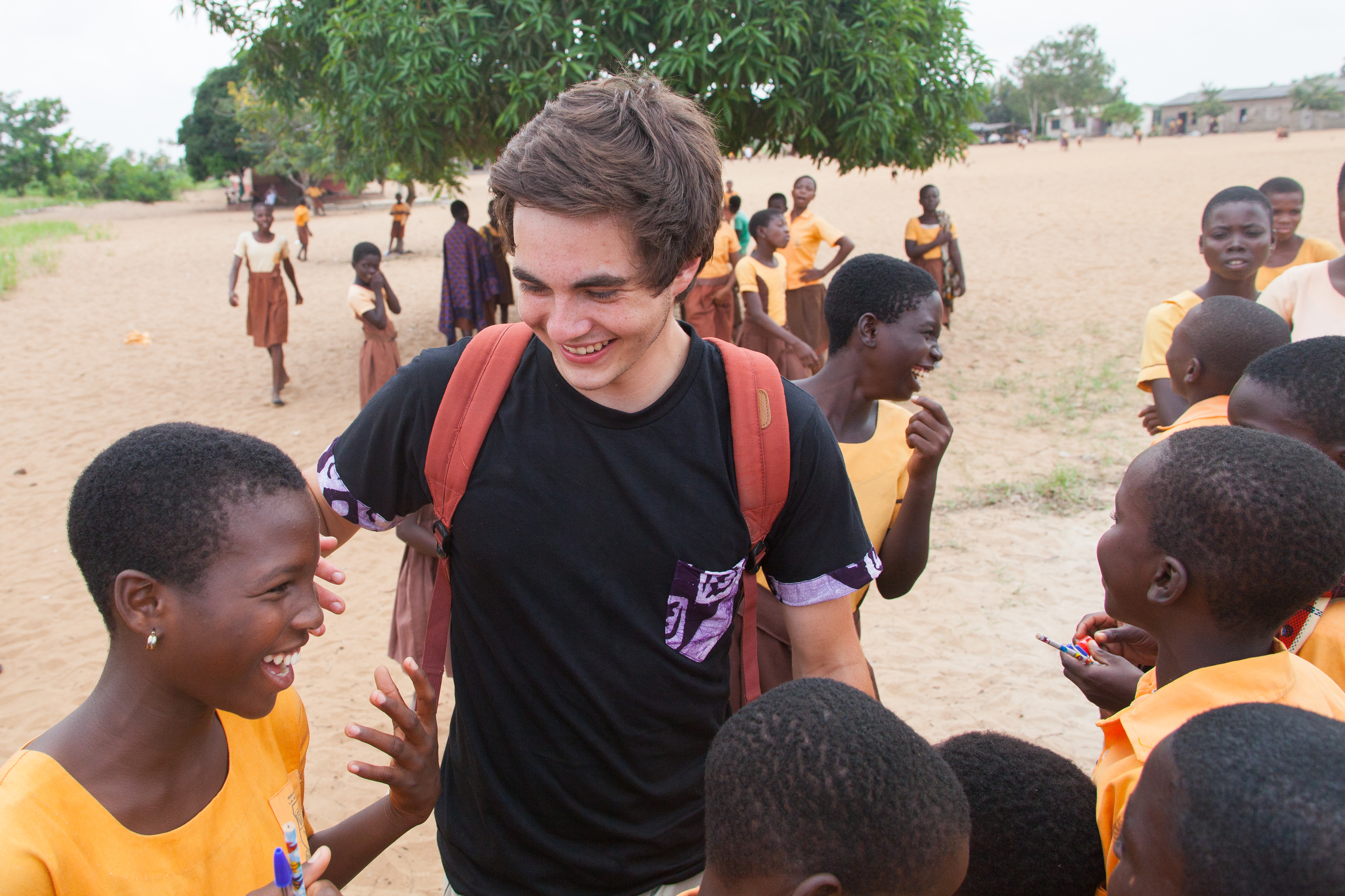 Summer Program - Adventure/Trips | Global Leadership Adventures: Ghana - Children of Africa