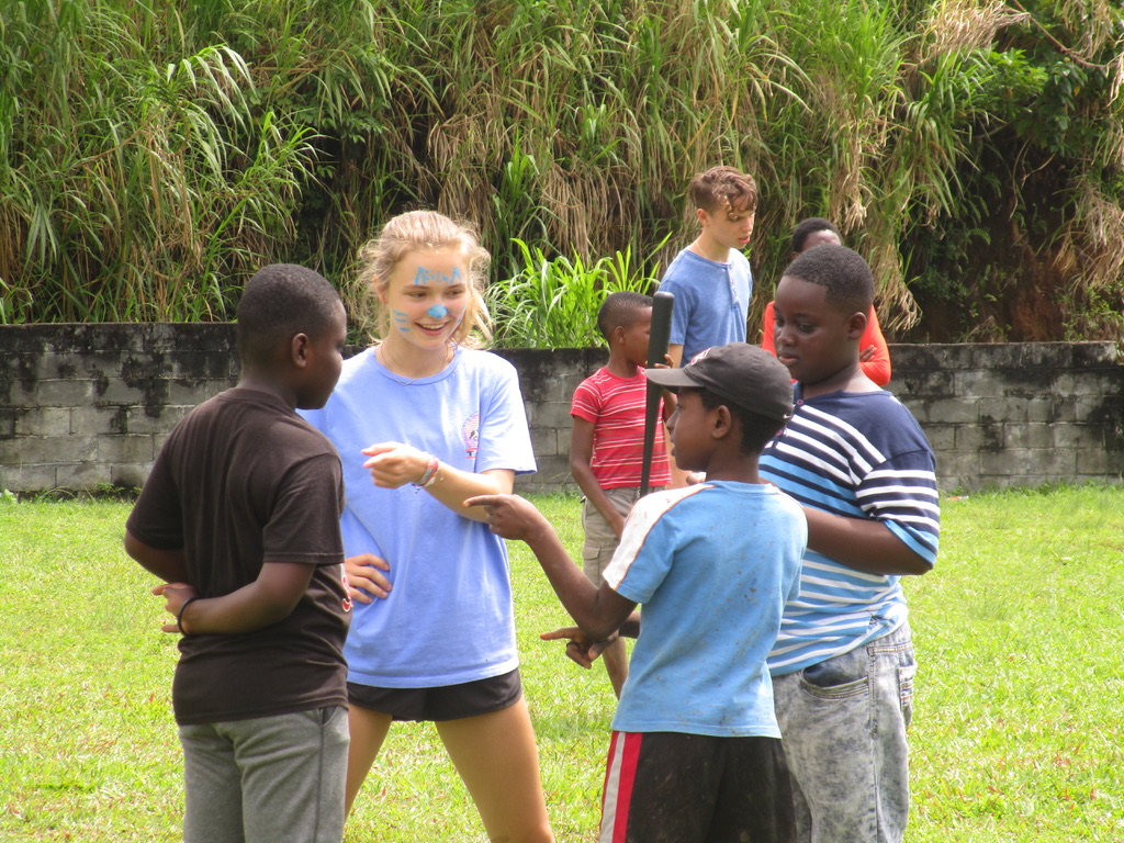 Summer Program - Cultural Organizations | Global Routes: The Grenadines Leadership in Action Program