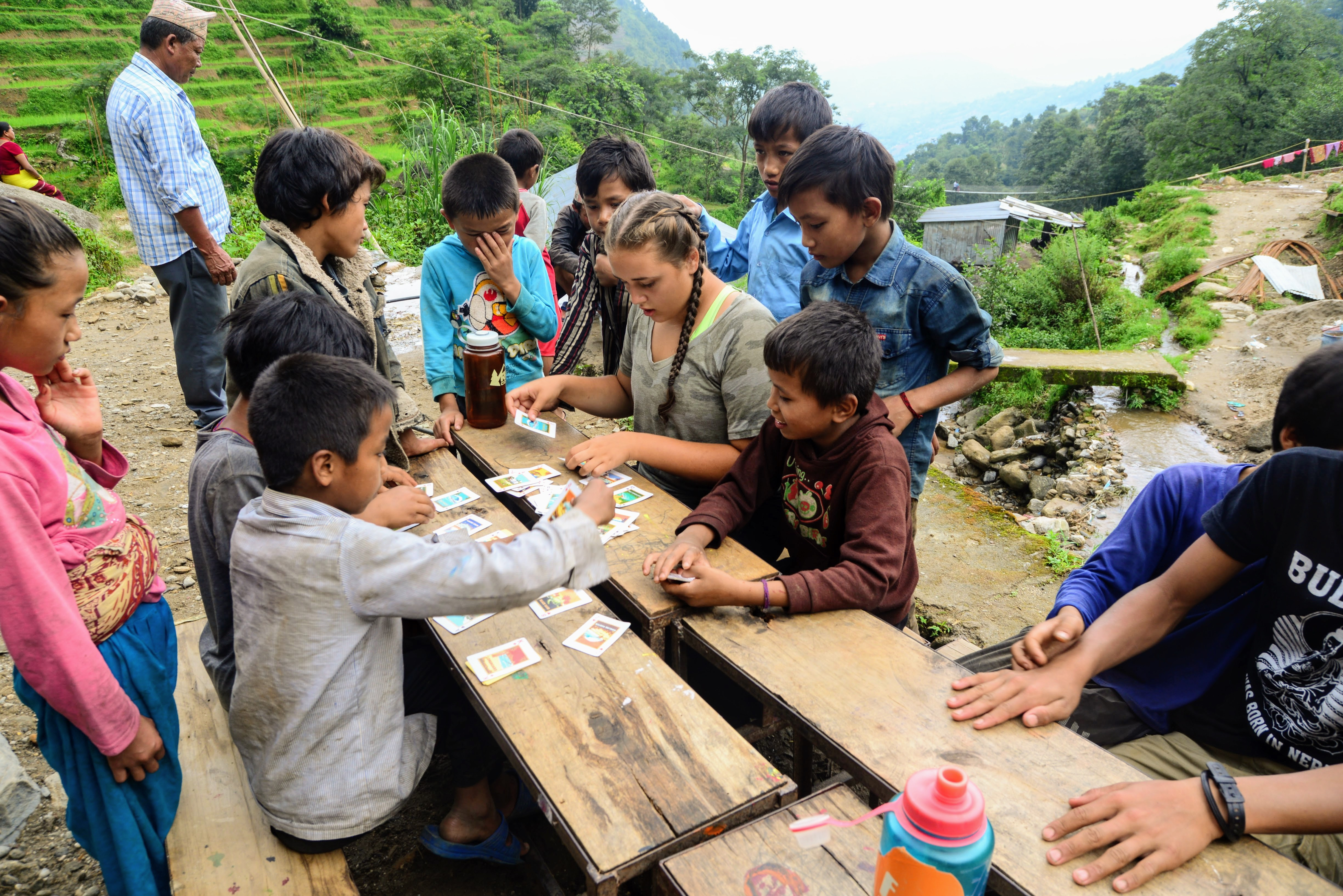 Global Routes: Nepal. The Roof of the World. Service and Cultural Immersion.