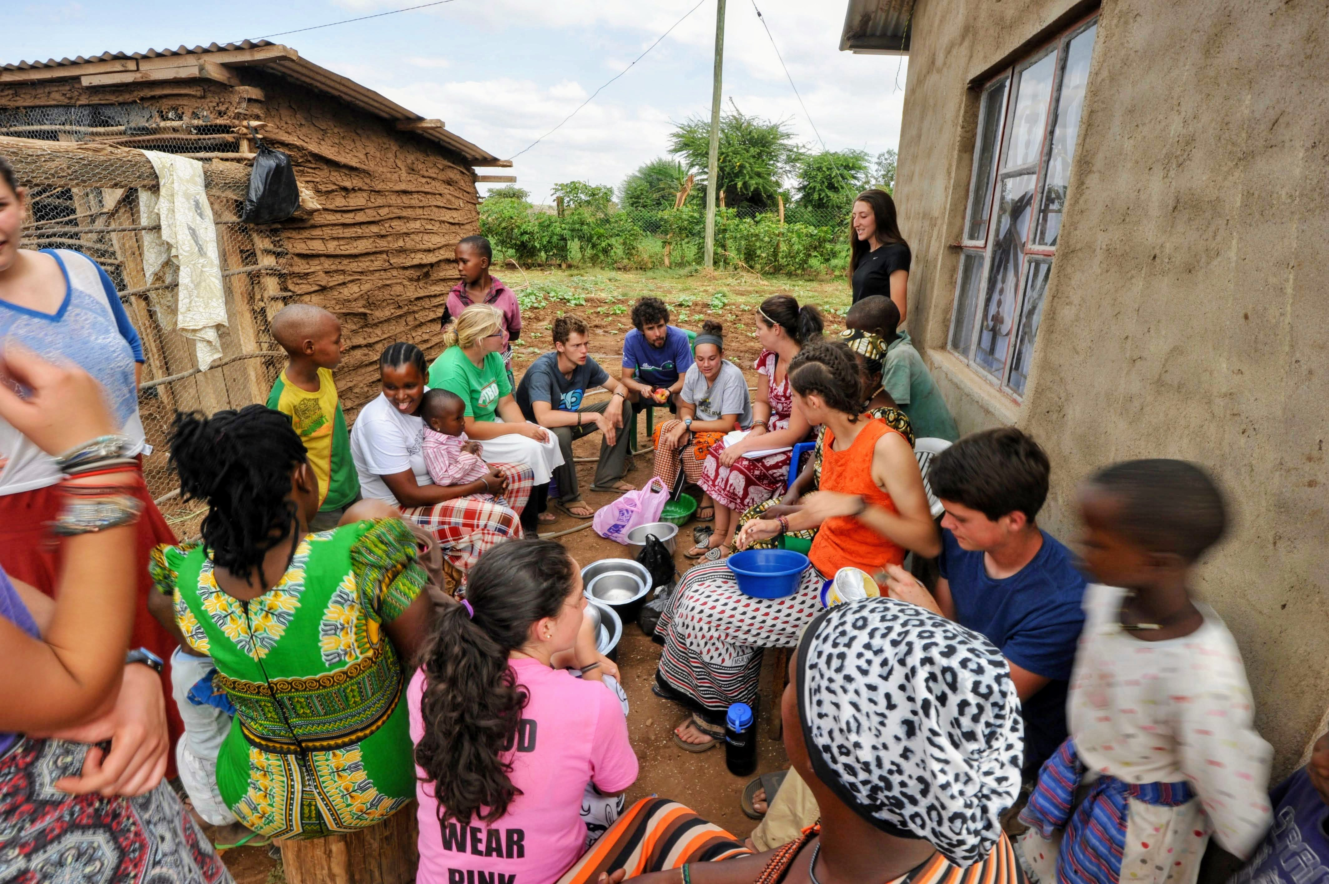 Global Routes: Service and Immersion in Tanzania