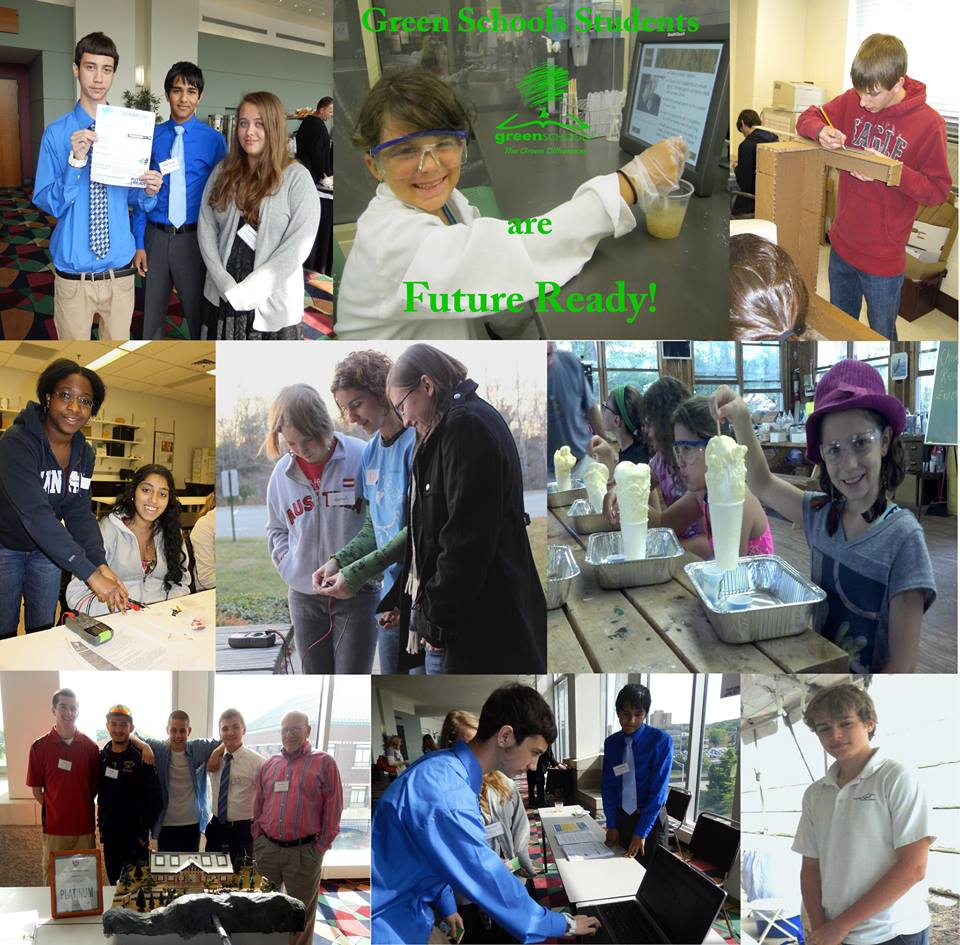 Green Schools National Youth Council