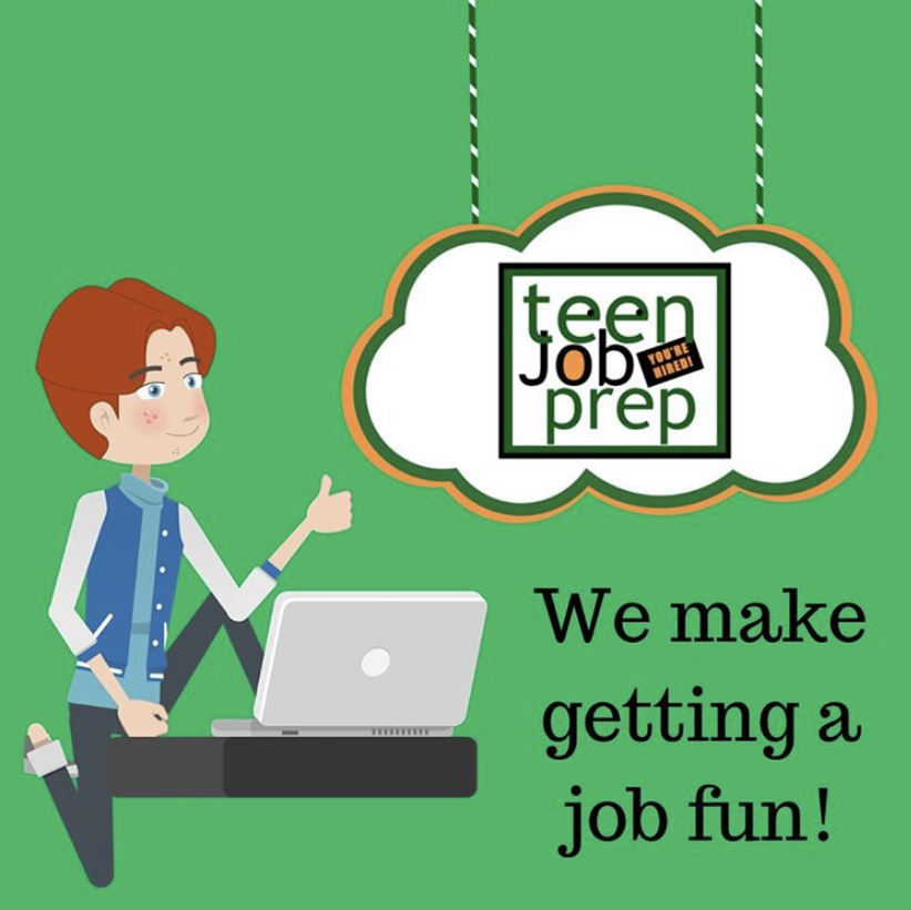 Teen Job Prep