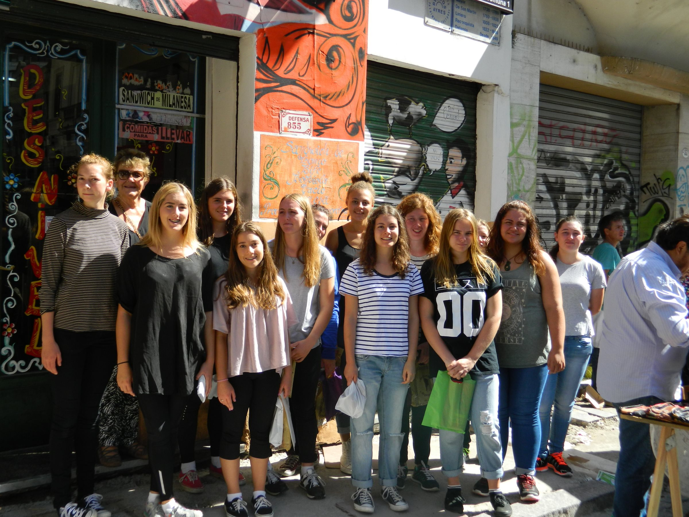 Mente Argentina: High School Program in Buenos Aires