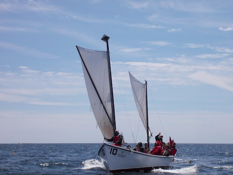 Summer Program - Sailing | Hurricane Island Outward Bound: High School Programs
