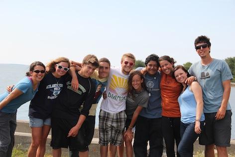 Summer Program - Hiking | Hurricane Island Outward Bound: High School Programs