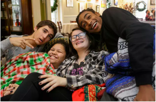 iBme: New Year's Teen and Young Adult Retreats in MA, VA, & Online