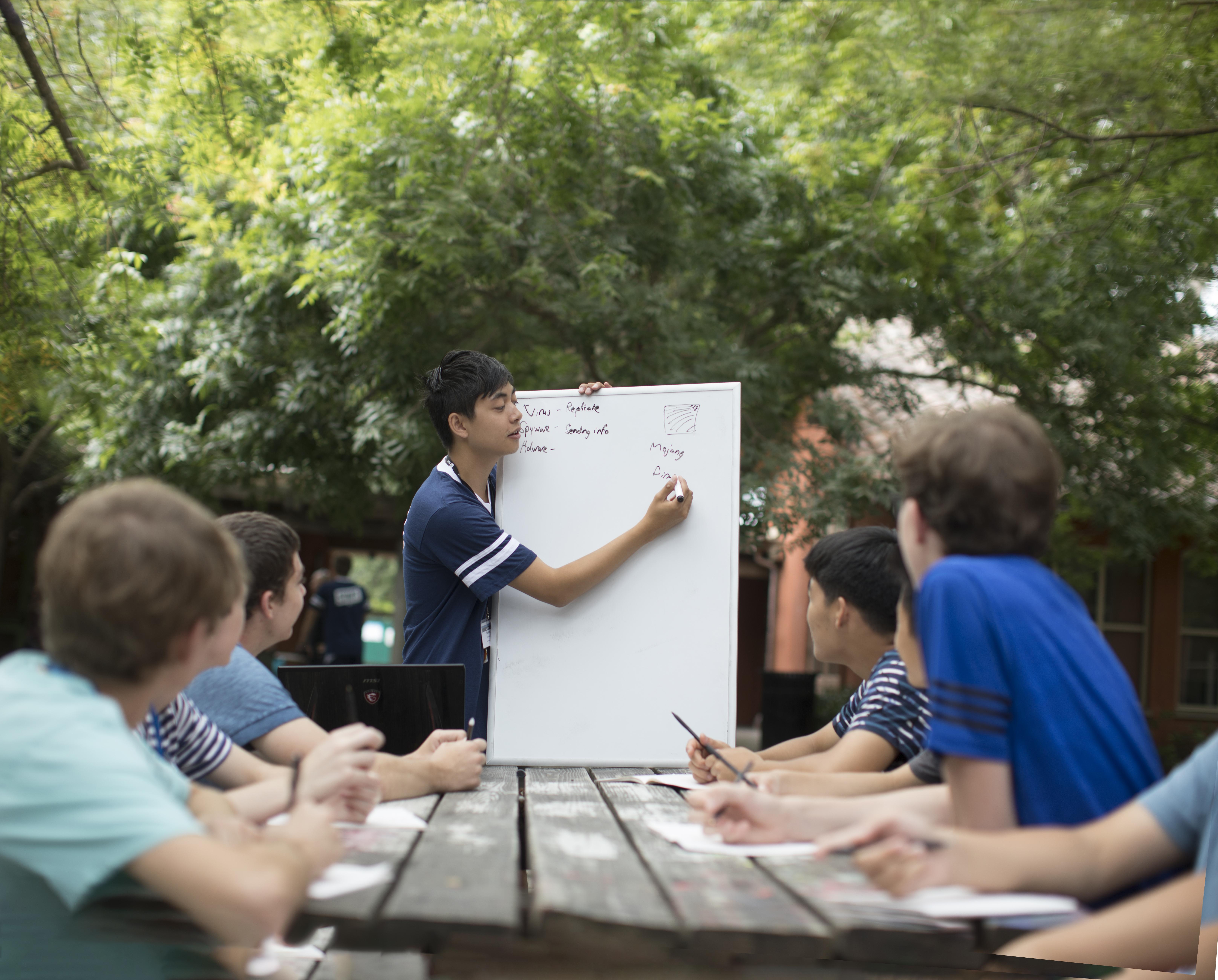 Summer Program - Coding | iD Coding & AI Academy | Held at University of Michigan