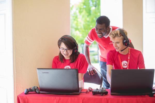 Summer Program - Game Design   iD Game Dev Academy for Teens