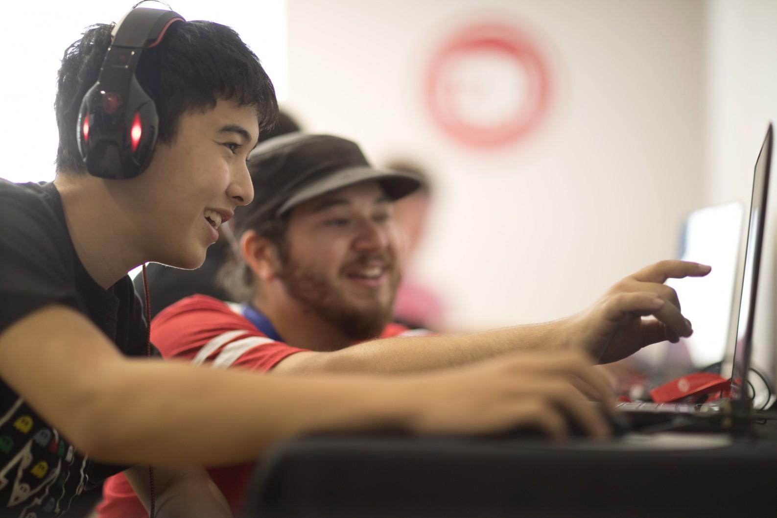 iD Game Dev Academy | Held at Villanova
