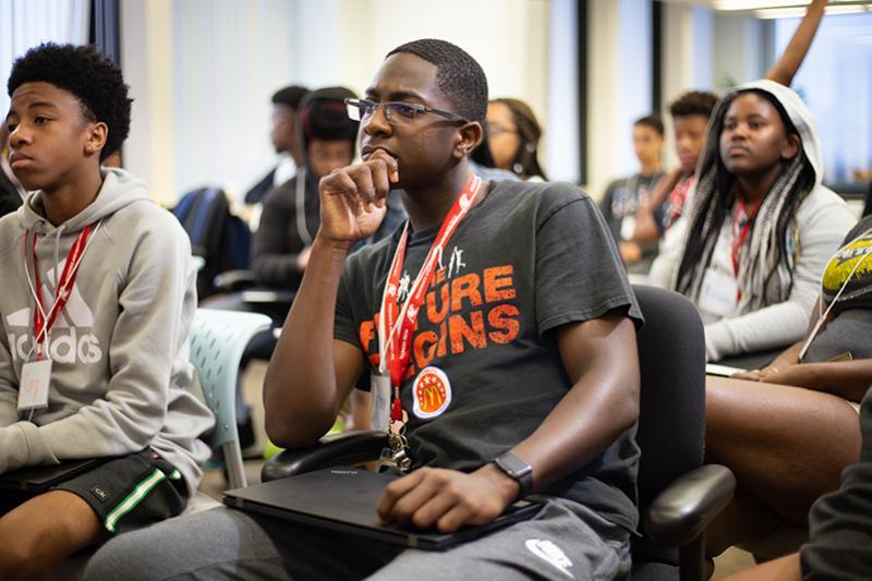 Summer Program - Coding | Illinois Tech Online Precollege STEM Programs