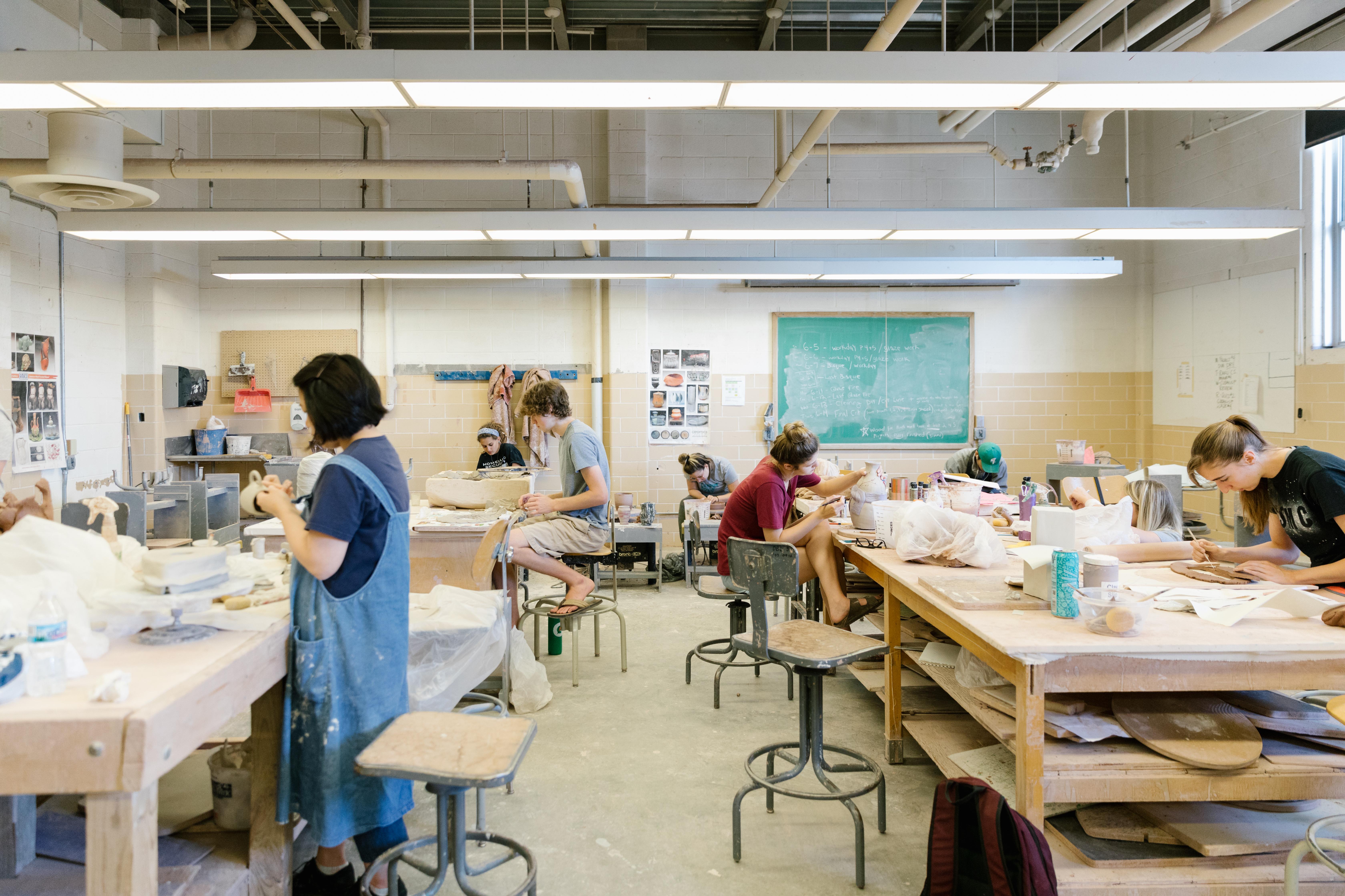 Indiana University: Eskenazi School of Art, Architecture & Design