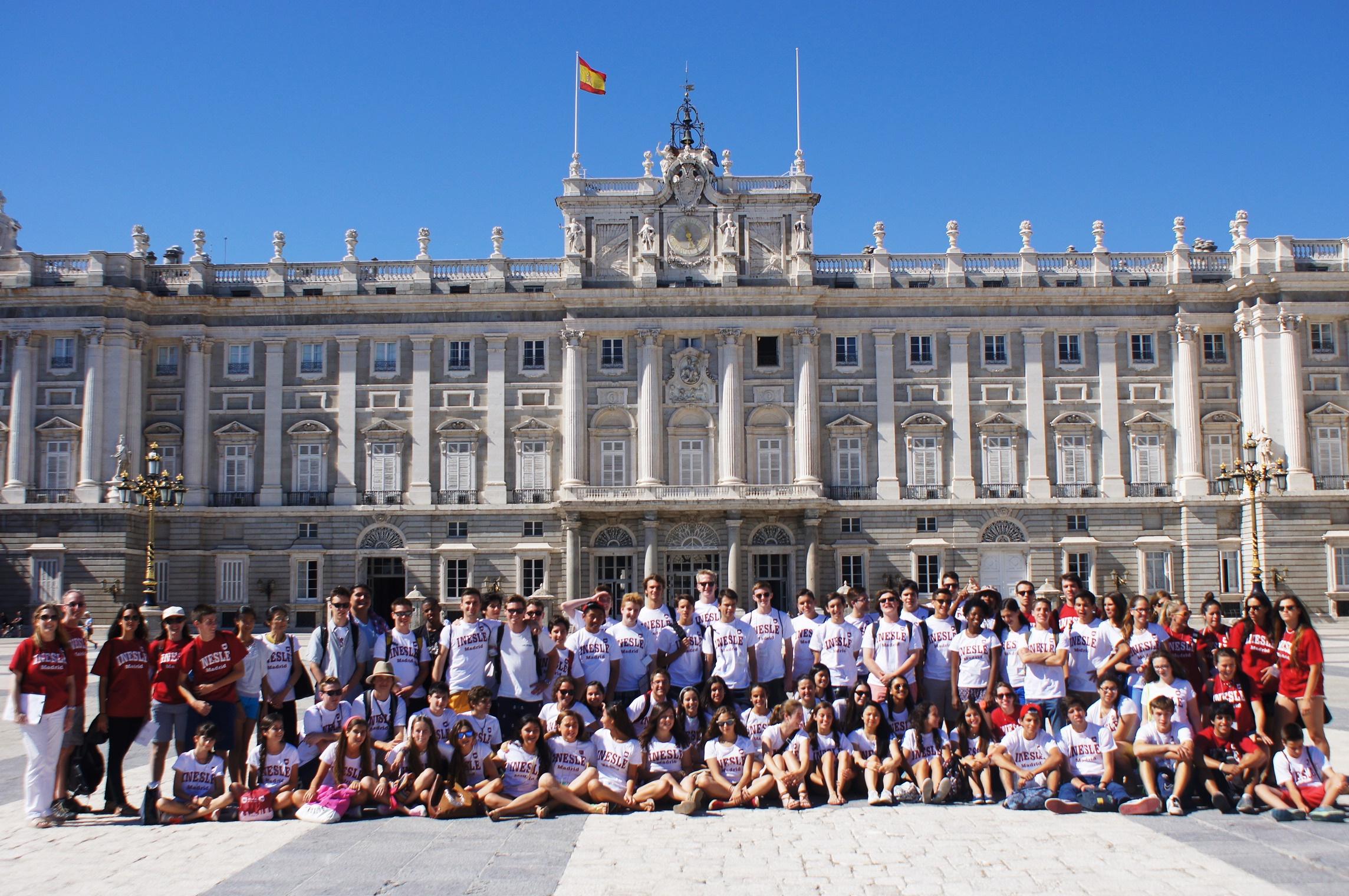 INESLE Madrid – Spanish Summer Program