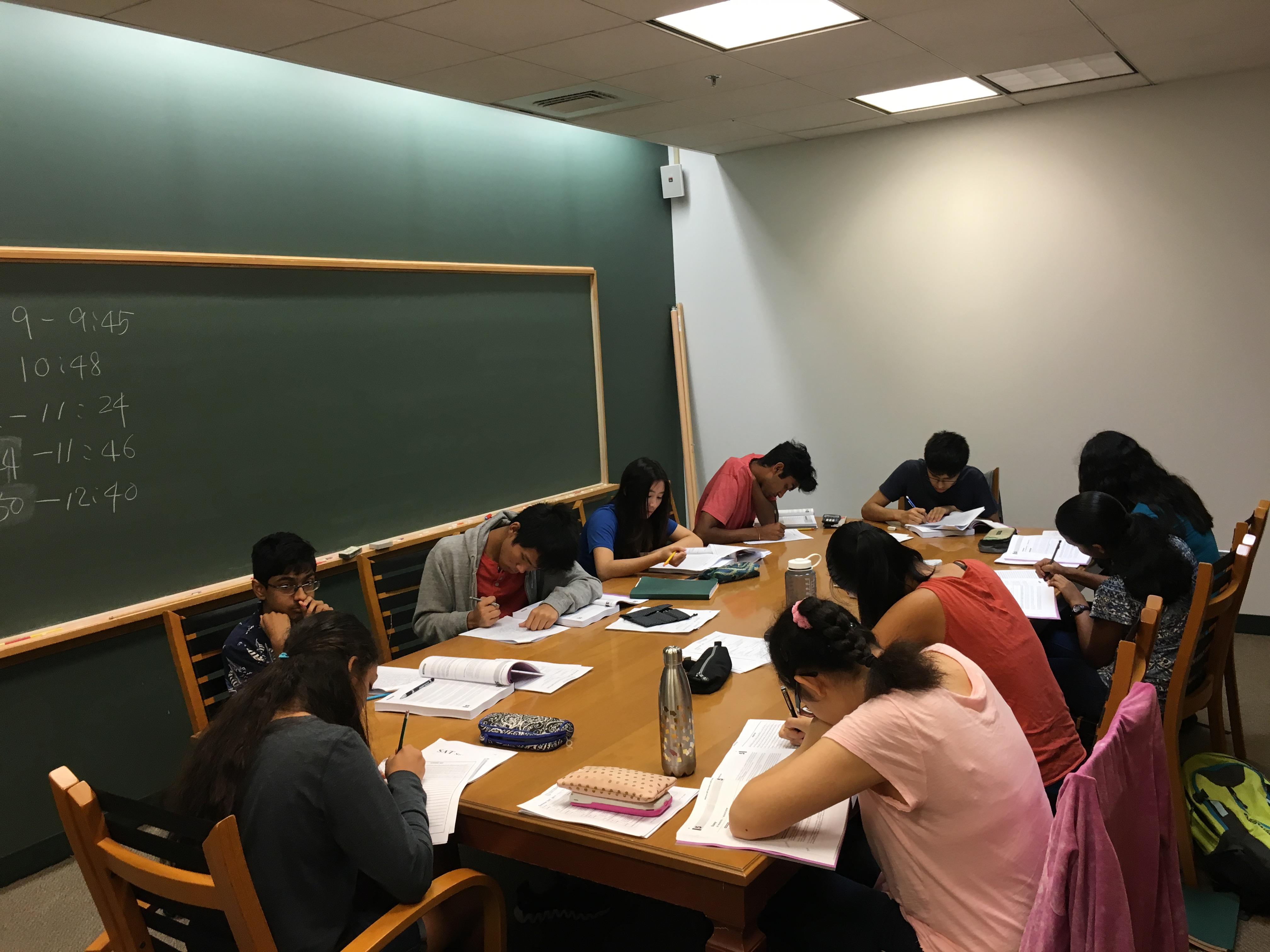 Summer Program - Writing   INTO PREP: SAT 25-Day Residential Camp
