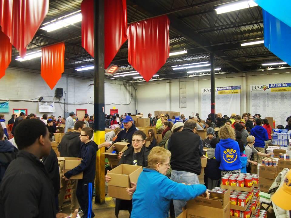 Community Service Organization - Jewish Relief Agency  1