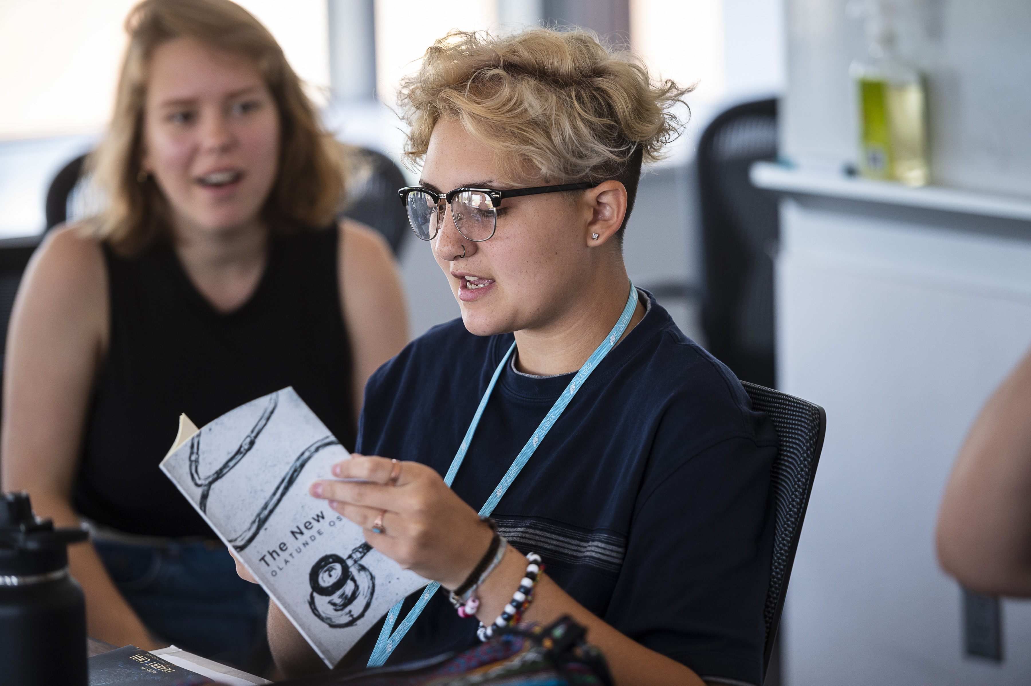 Summer Program - Literature | Juniper Institute for Young Writers Online