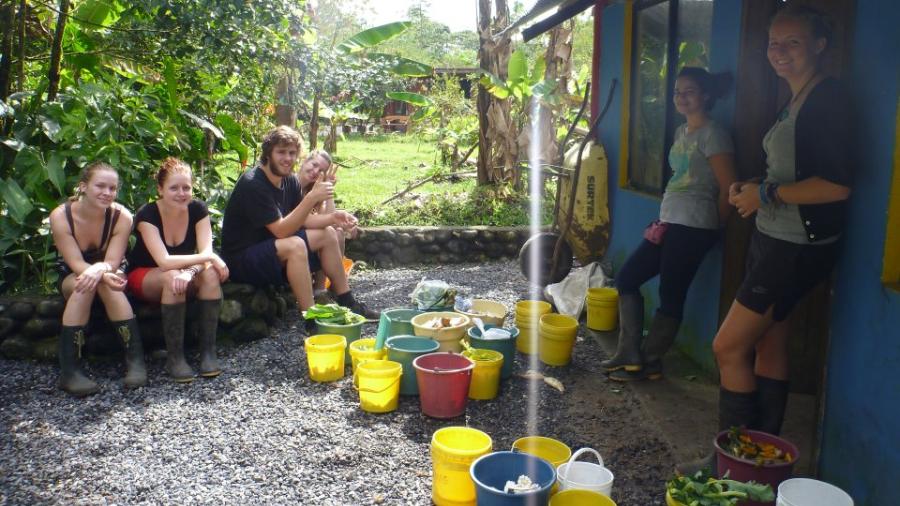 Gap Year Program - Kaya Gap Year: Wildlife Conservation in Ecuador Fall 2021  1