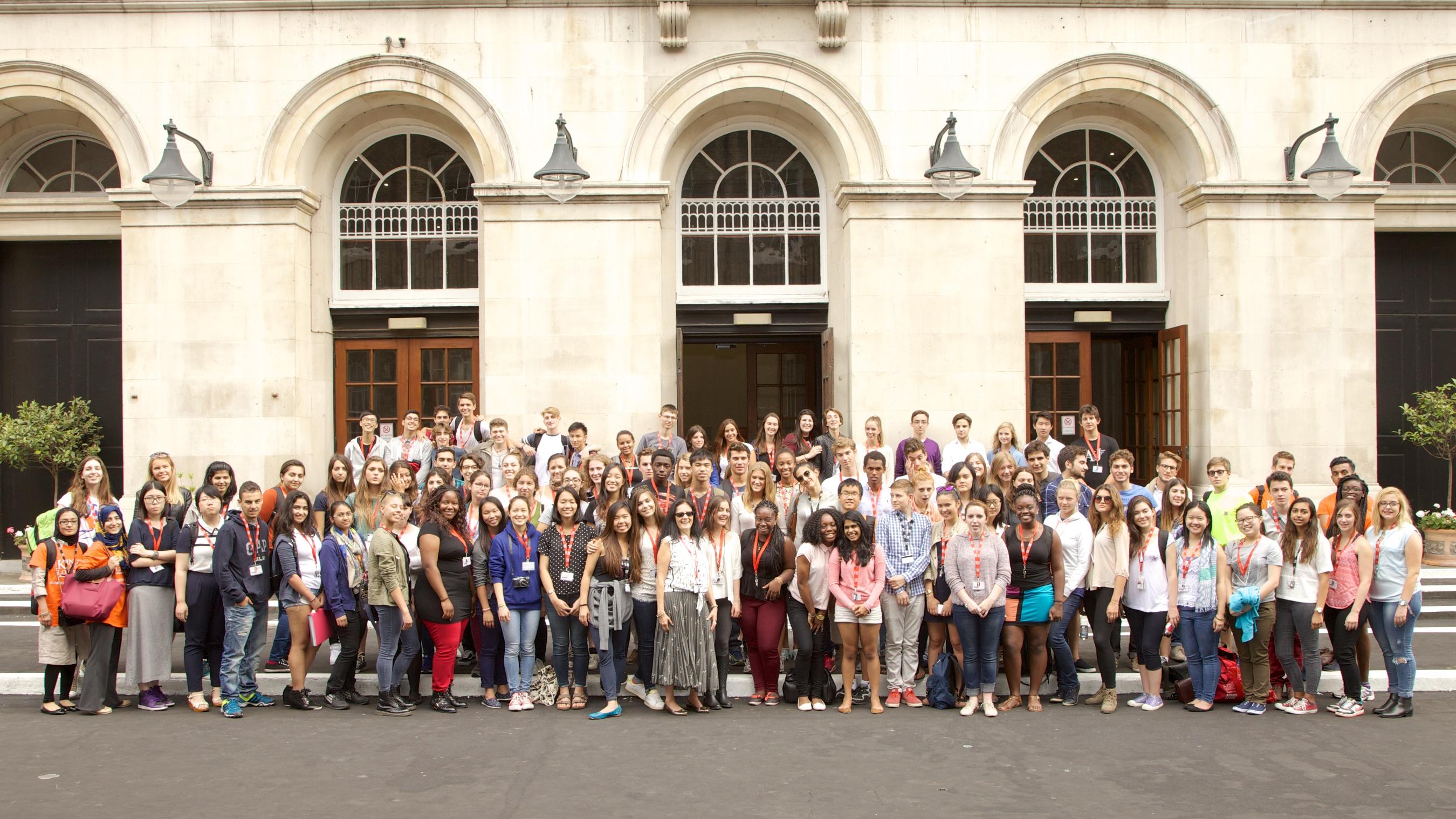 King's College London Pre-University Summer School