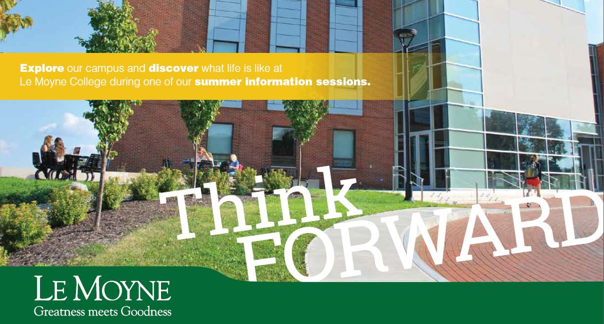 Le Moyne College -STEM and Research Programs