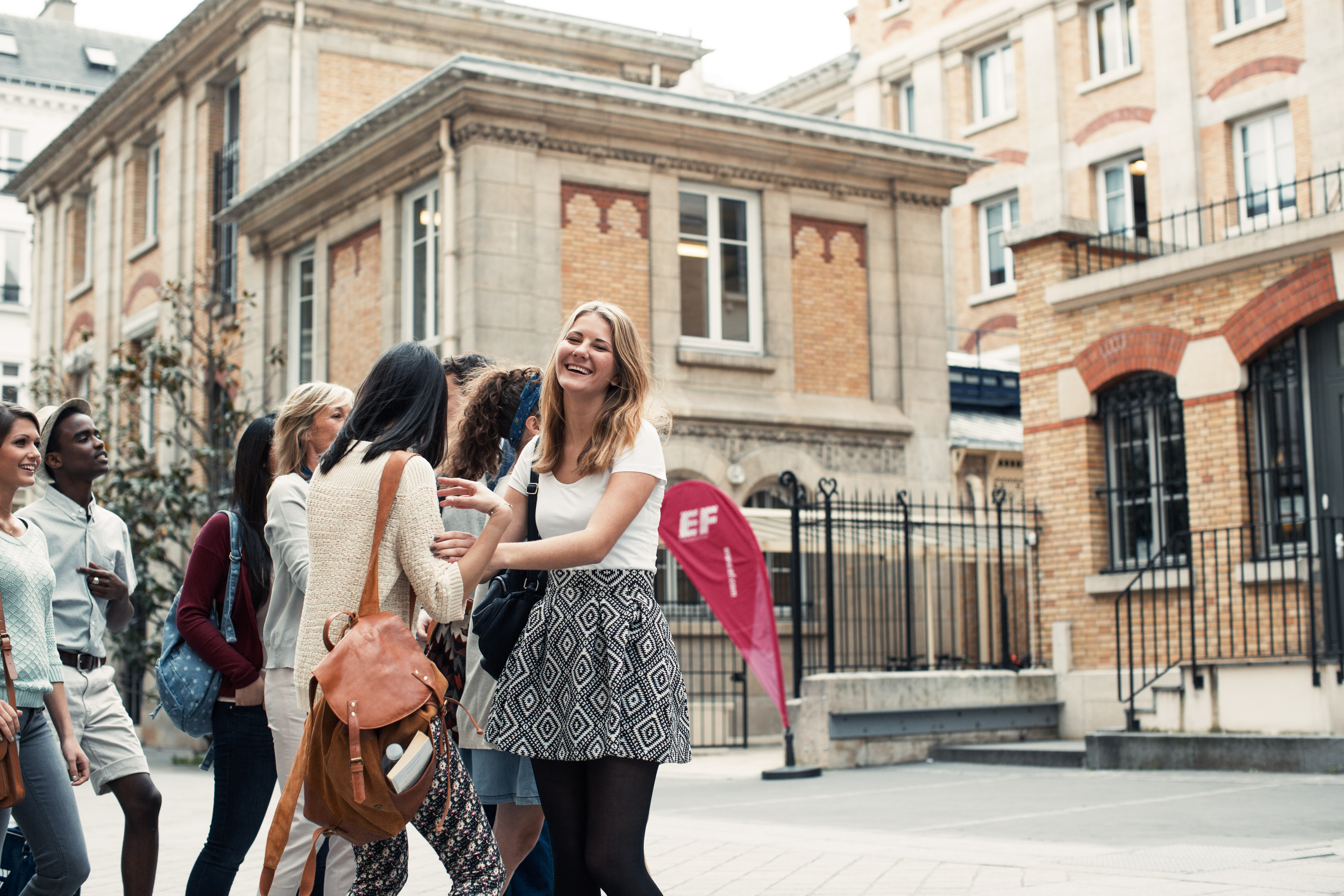 Summer Program - French | Learn French with EF International Language Campuses in Paris, France