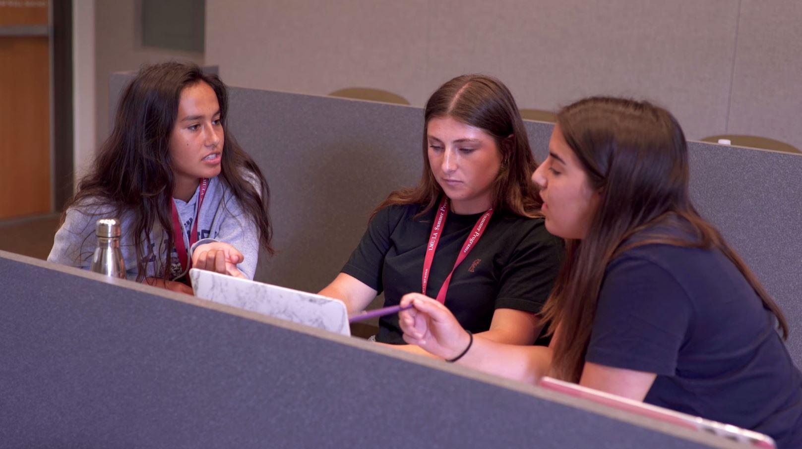 Summer Program - Business | LMU Pre-College Programs: Intro to Entrepreneurship
