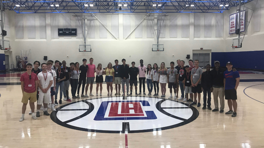 LMU Pre-College Programs: Global Sports & Entertainment Business Academy