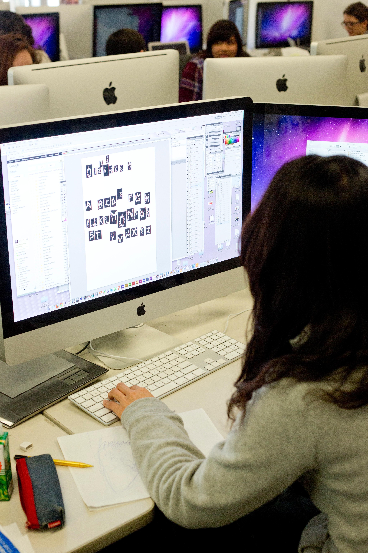 LMU Pre-College Programs: Graphic Design for Publication
