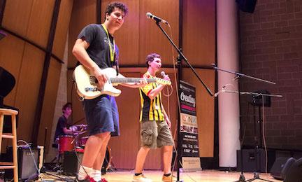 Summer Program - Music | LYNX National Arts & Media Camps at CU Denver
