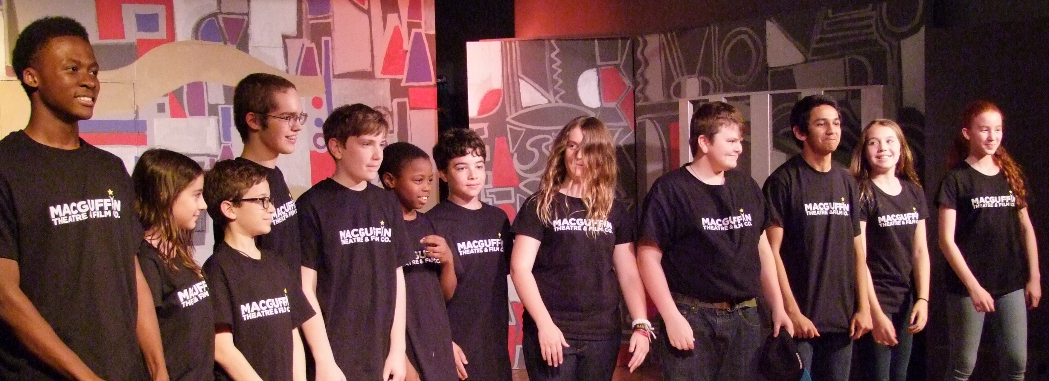 MacGuffin Theatre and Film Company: Comedy Camp
