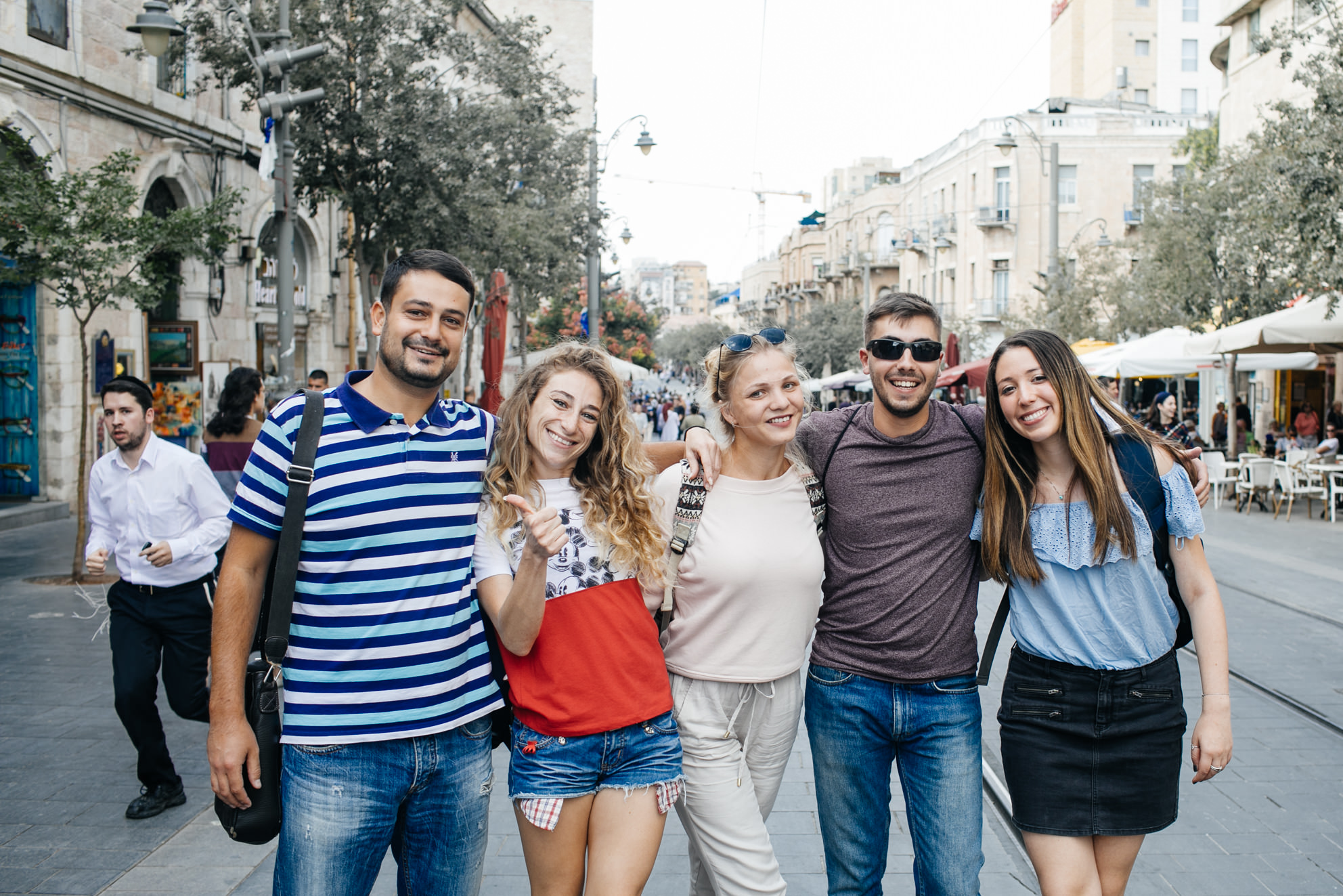 Masa Israel Journey Gap Programs