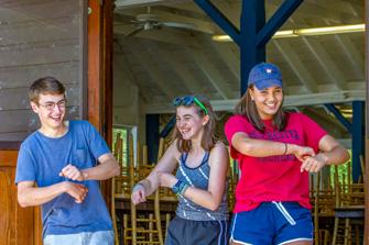 Mass Audubon Summer Camps: Leadership Programs
