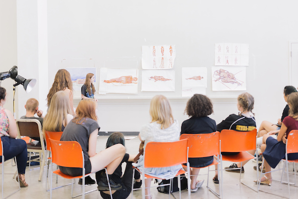 Minneapolis College of Art and Design Pre-College Summer Session