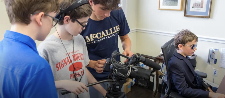 McCallie: Film Production Camp