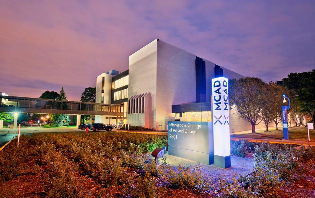 College - Minneapolis College of Art and Design (MCAD)  2